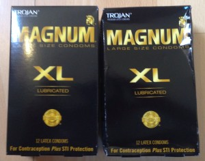 hugest condoms