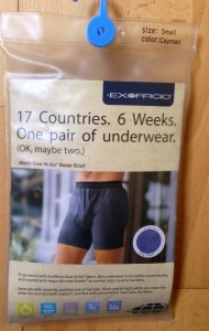 survival underwear