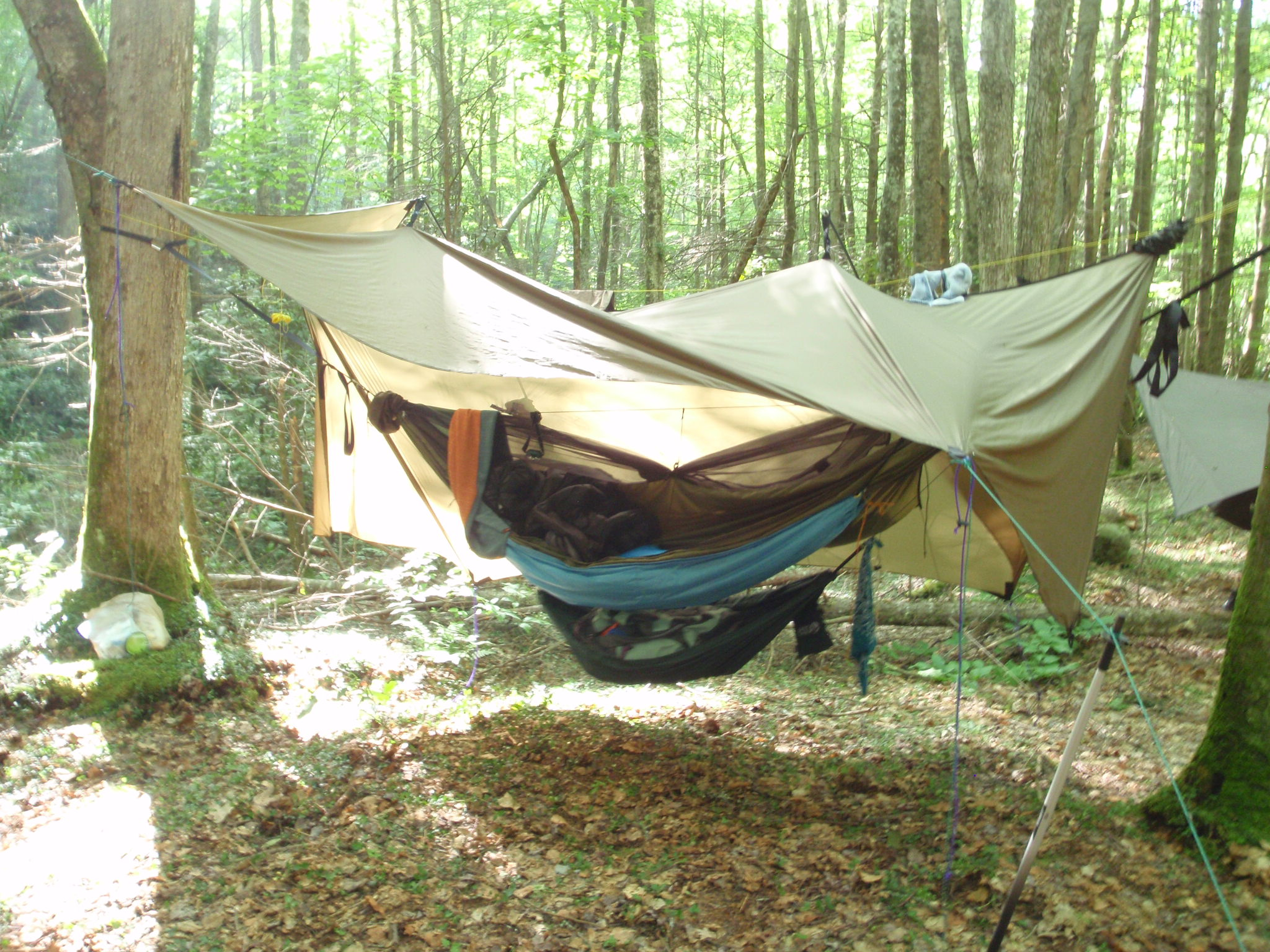 under tribe watch youtube hammock adventure best tent provisions