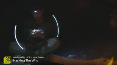 """Hacking the Wild"" TV Show"